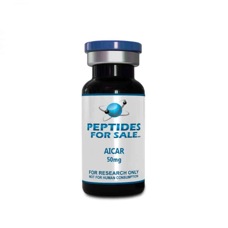 Buy AICAR 50mg for sale at Peptides for Sale. Buy AICAR now.