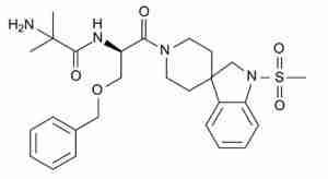 Mk 677 Nutrobal Chemical Structure